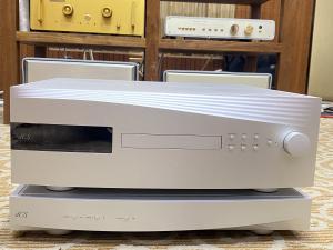 英国 dCS Rossini 罗西尼 CD机+Clock 时钟 行货9.9新
