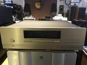日本 金嗓子 accuphase do-510 cd机