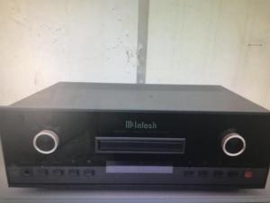 美国 麦景图 McIntosh mcd 201 cd机