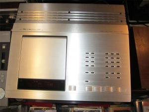 力士 LUXMAN D-500X'S CD机