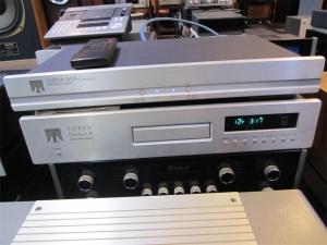 美国大鹰 THETA II CD转盘+解码器