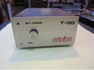 高度风 ortofon T-20 MC升压牛