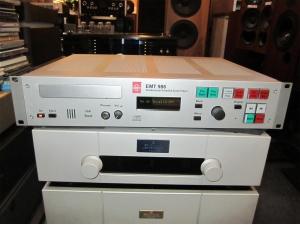 德国EMT986经典CD机