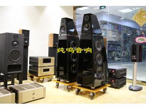 英国之宝 Meridian DSP8000 旗舰主动版音箱