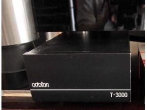 Ortofon T-3000 + MC20 Super 25th