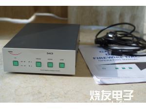 WEISS DAC2 火线解码器 火线 解码器