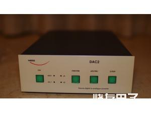 瑞士 Weiss DAC2 火线 解码器