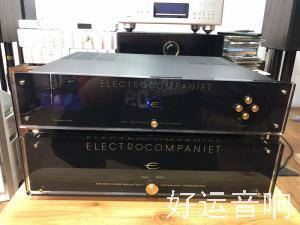 音乐之旅EC4.7 AW120 DMB 前后级功放