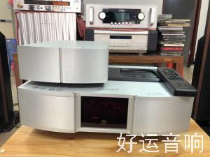 加拿大架势OMEGA旗舰CD/SACD机