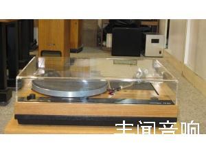 德国多能士Thorens TD521+SME3012R黑胶唱机