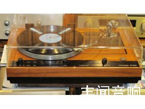 德国多能士Thorens TD520+SME3012R黑胶唱机