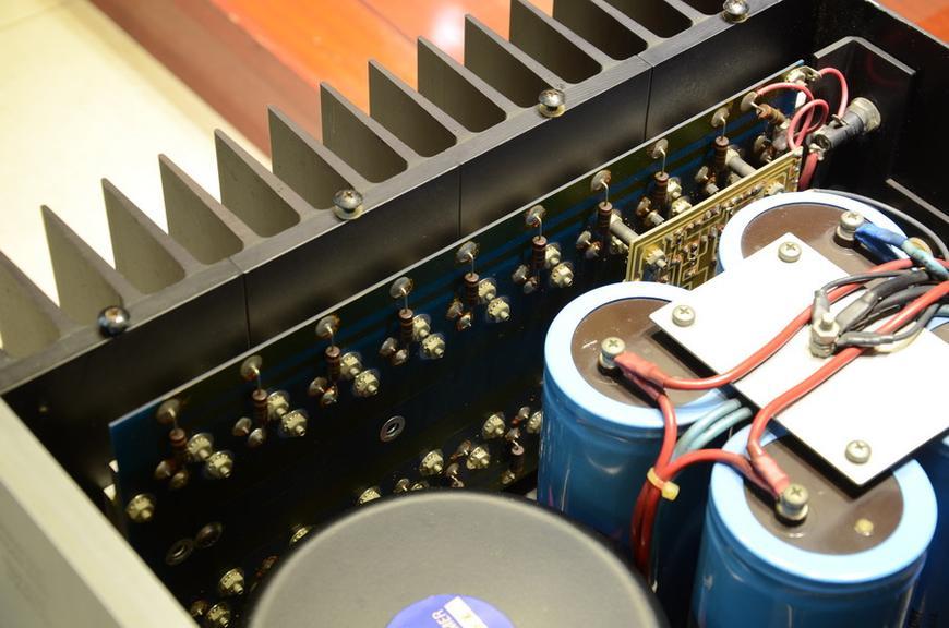 美国精神 Threshold S500 大功率立体声hifi后级功放 功放系列 广州阔景影音 Hifi音响 家庭