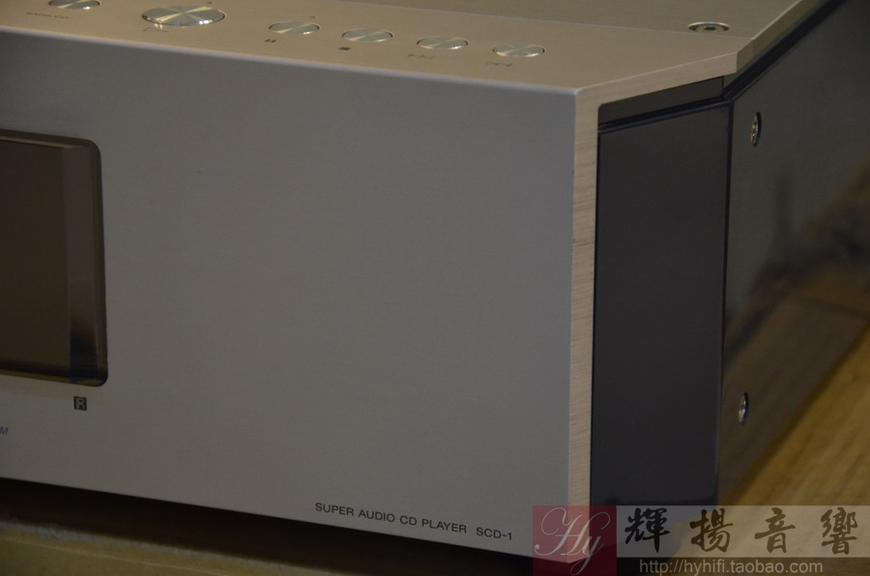 日本原装索尼音响_日本制造 SONY/索尼 SCD-1 顶级旗舰SACD机_音源系列_广州阔景影音 ...