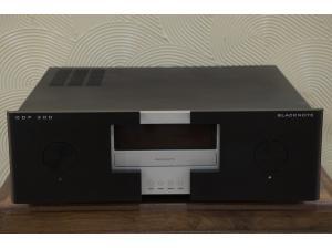 韵味十足 意大利制造 黑调 宝乐/Blacknote CDP-300 电子管胆CD机