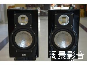 意力/ELAC BS244 书架音箱 含原装脚架 行货原包