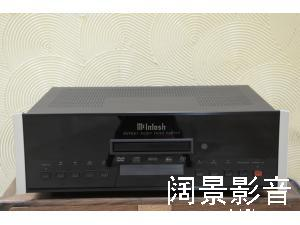 美国制造 McIntosh/麦景图 MVP861 CD/SACD/DVD全兼容播放机