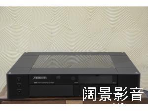 MERIDIAN(英国之宝)508 588升级版 G08 24-bit升频CD播放机