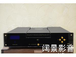 音乐之旅 旗舰CD唱盘 EMC-1UP 原包极新 配八爪鱼碟镇