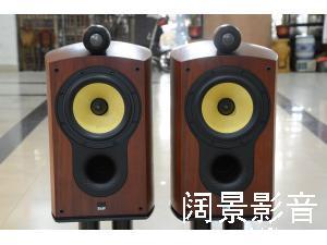 英国制造 宝华/B&W 805S 经典靓声书架式音箱