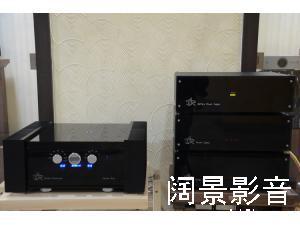 德国 音乐发电厂 ASR Emitter Ⅱ Exclusive 四分体旗舰功放