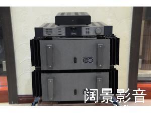奇力/KRELL KRC前级 KMA160双单声道后级