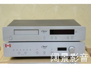 宝华音箱绝配 驾势/CLASSE CAP-80 CD3 CD功放西装一套