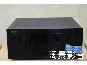 Denon/天龙 AVR-4520 新款3D 4K 11.2 AV影院功放