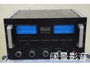 麦景图/McIntosh MC2600 大功率两声道后级