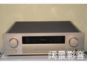 金嗓子/accuphase C-2110 高级HIFI前级功放