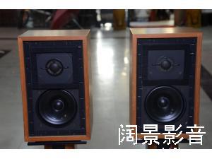 乐爵士 Rogers LS3/5A 15欧英国BBC监听专用音箱 原包装出世纸齐全