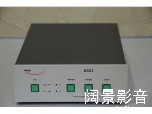 瑞士制造 威士/威仕Weiss DAC2 最受欢迎解码器