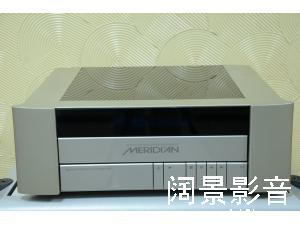Meridian/英国之宝 808 旗舰CD播放机20周年纪念版