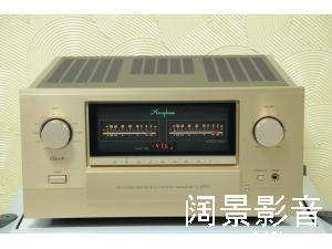 金嗓子/Accuphase E-800 新款旗舰50周年纪念版合并机 全新国行