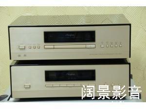 Accuphase/金嗓子 dp-800 dc-801 SACD转盘解码 大昌行货