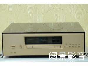 金嗓子/Accuphase DP-750 SACD/CD 新款旗舰CD机 全新国行