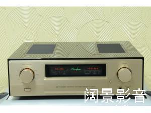 ACCUPHASE/金嗓子 C3800 C-3800 旗舰前级 原包极新