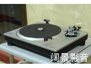 松下/Technics SL-1500CGK-S 新款黑胶唱机 带高度风唱头和唱放
