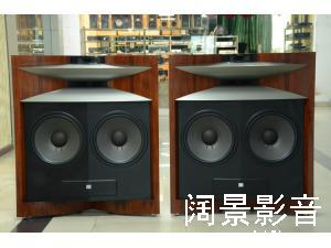 美国 JBL Project EVEREST DD66000 旗舰双十五寸落地箱 60周年纪念版