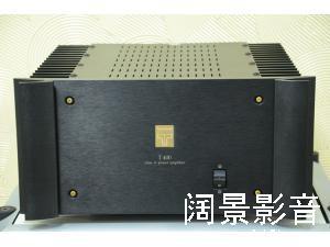 美国制造 精神/Threshold T400 纯甲类T-400后级 对付丹拿 PCM的利器