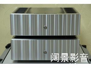 Jeff Rowland Model 725 乐林单声道功率放大器
