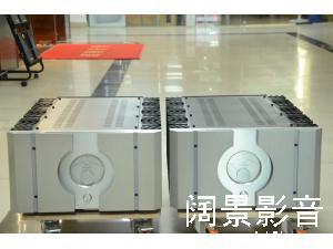 柏思/Pass Labs X1000.5 旗舰大功率单声道后级放大器