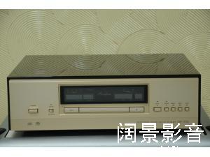 金嗓子/Accuphase DP-750 SACD/CD 新款旗舰CD机 国行原包