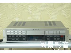 德国 STUDER A727 电台版专业CD机-TDA1541A+CDM1