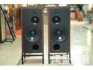 英国声的典范之作 ATC SCM100PSL 新款ATC高音无源版书架箱