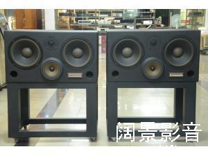 西湖 Westlake BBSM-12 BBSM12 双12寸低音大书架音箱 专业监听音箱