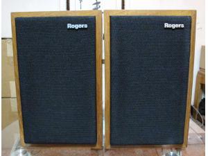 Rogers白肚脐LS3/5A 15欧