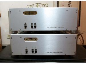 英国和弦CHORD SPM1400E双单声道后级