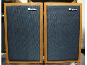 英国乐爵士 ROGERS LS3/5A  11欧