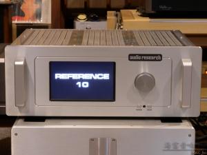 Audio Research Reference参考10前级旗舰