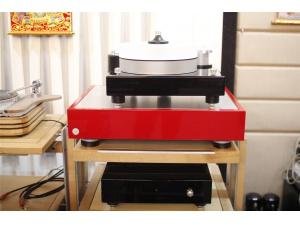 丹麦 Hartvig Audio TT Signature 签名版黑胶机